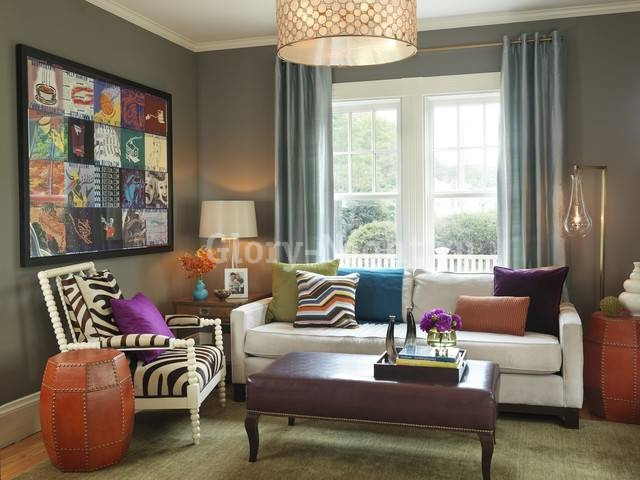 Eclectic Home Decor Picture